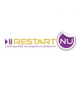 Restart                                                    logo & huisstijl